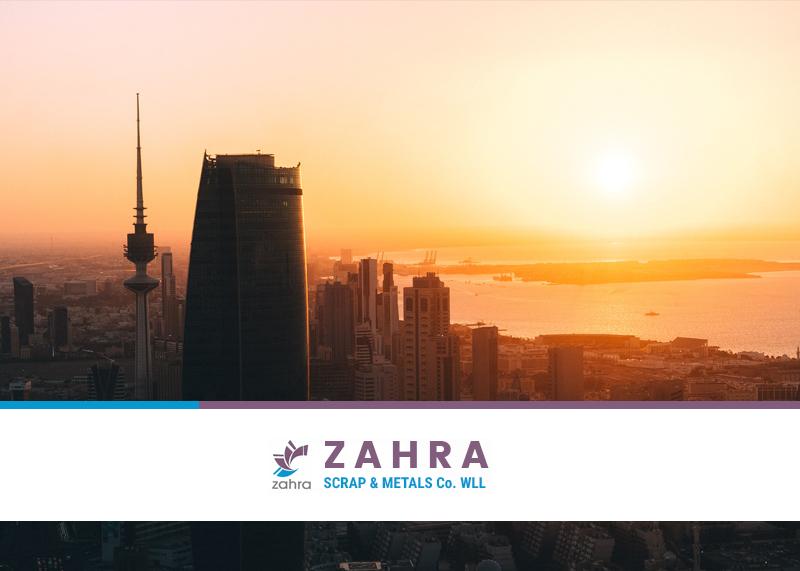Zahra Kuwait | Zahra SCRAP & METALS Co  WLL
